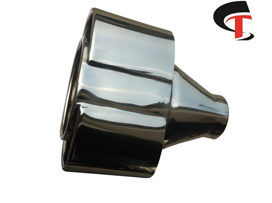 Polished Auto Exhaust Tip