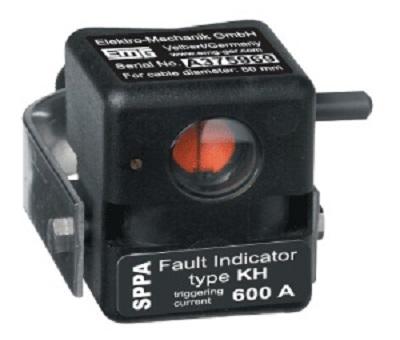 SNV-KH Short-Circuit Indicator SIngle Conductor Mounted
