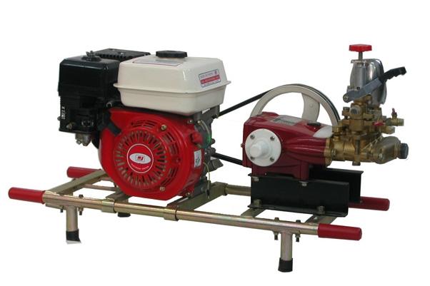 diesel and gasoline power sprayer