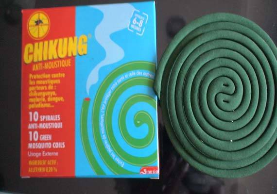 Green Mosquito coils  240-7