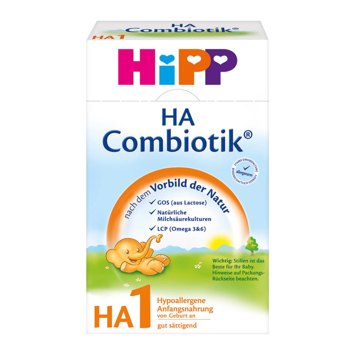 Hipp Infant Food