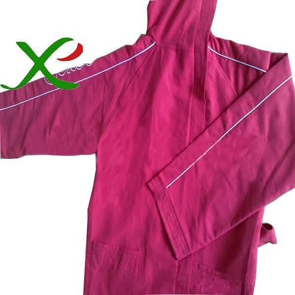 suede microfiber bathrobe wholesale