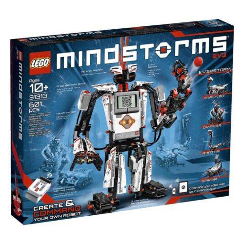 New Lego Mindstorms EV3 (31313)