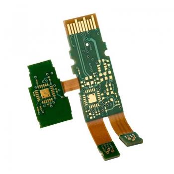 Rigid-flex printed PCB circuit board Made in China