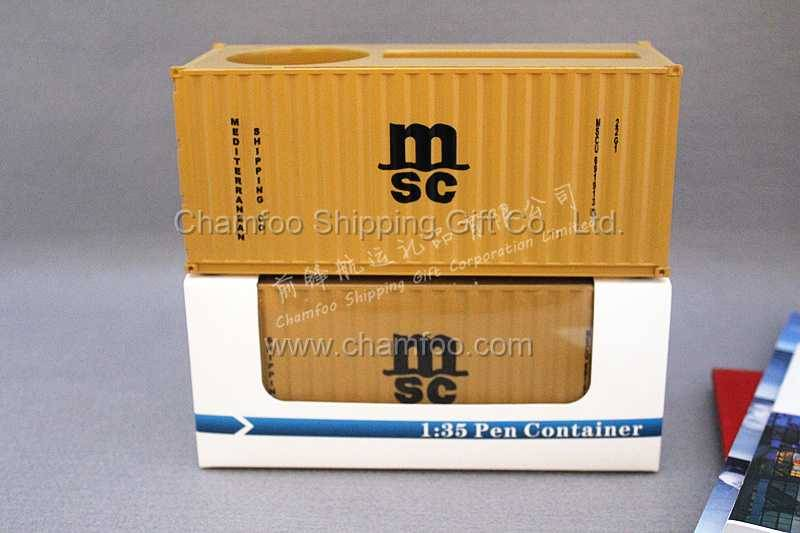MSC Pen Container|Namecard Holder