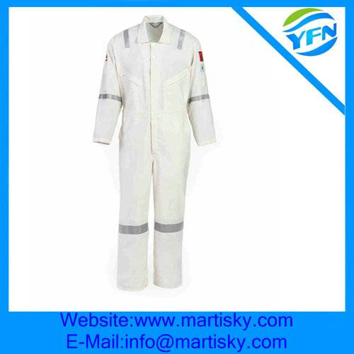 High Quality Fire Retardant Protective Work Jacket Supplier In China