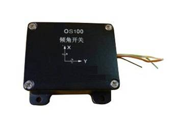 QOS100 Dual-axis tilt switch
