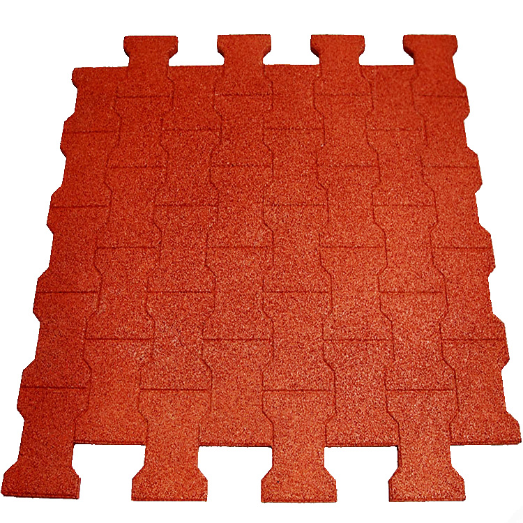 Big Dog Bone Rubber Tile