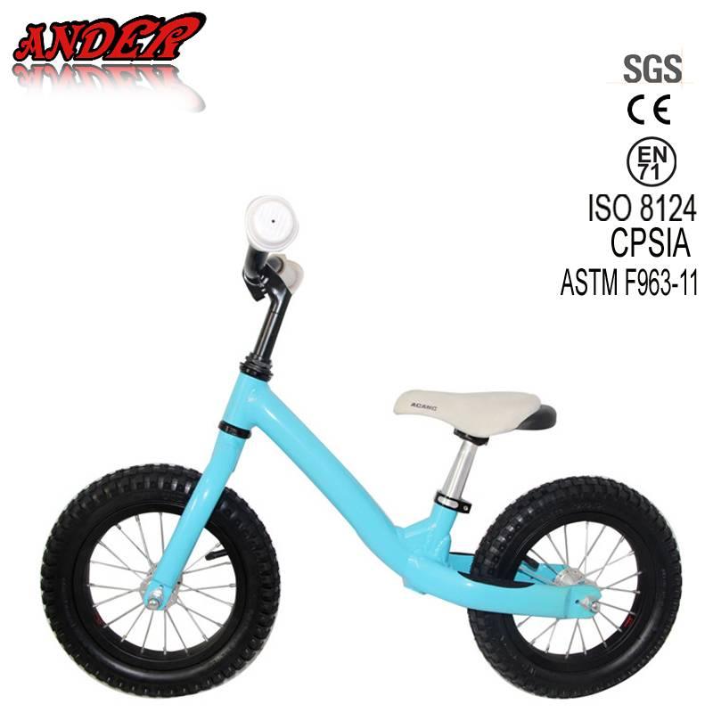 2014 new design 12'' baby running bike walking bike balance bicycle(OEM/ODM)