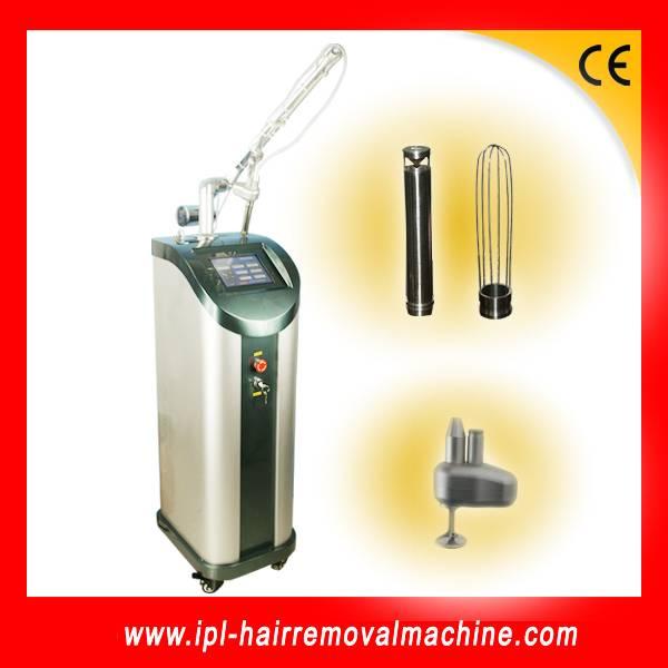 CO2 Fractional Laser Skin Rejuvenation/vaginal rejuvenation machine