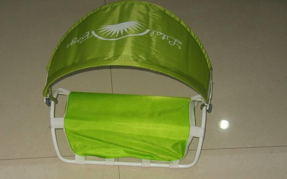beach  sun shade pillow