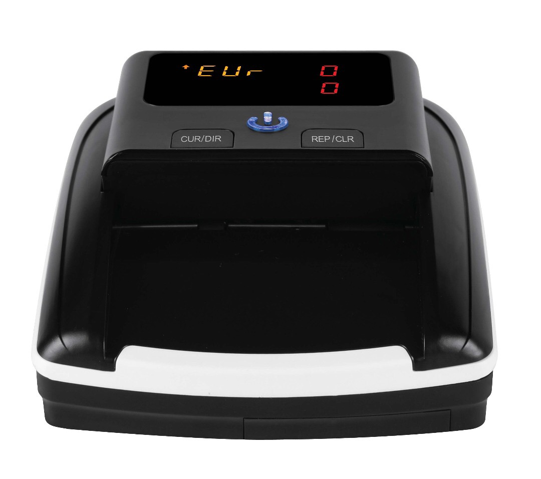 Professional Counterfeit Money Detecting Value Bill Counter for US Dollars Multi Currency detecting
