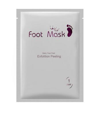 Baby your feet Exfoliating peeling nourishing magic foot mask