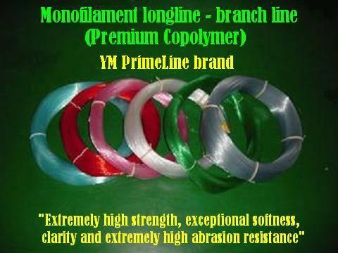 Nylon Monofilament Longline - Branch line