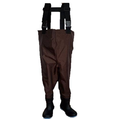PVC waders waterproof made in China