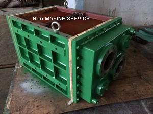 air cooler(finned) ,shell & tube heat exchanger, plate heat exchanger