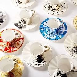 Luycho Mirror cup & Saucer - Tomson9s Gazelle