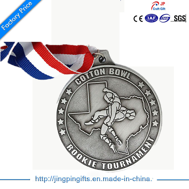 wholesale alloy custom high-quality souvenir 2D / 3D metal medal