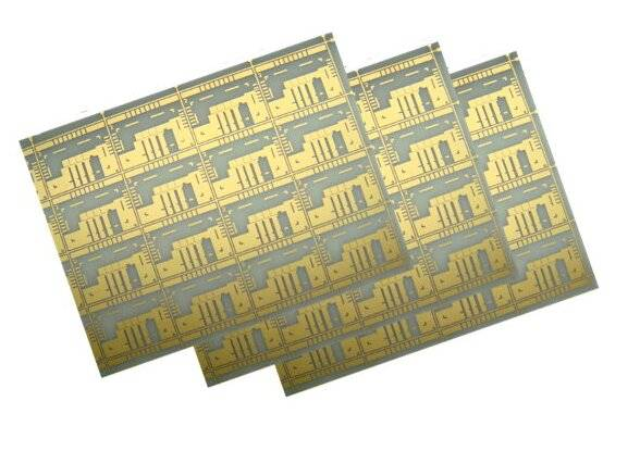 Aluminum Nitride (ALN) DBC ceramic substrate