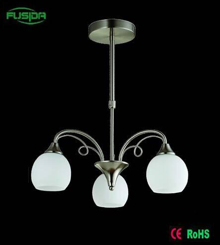 Modern interior glass chandelier light/pendant light/lighting