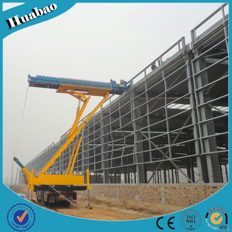 8T 18.5m Factory Direct Supplier Large Platform