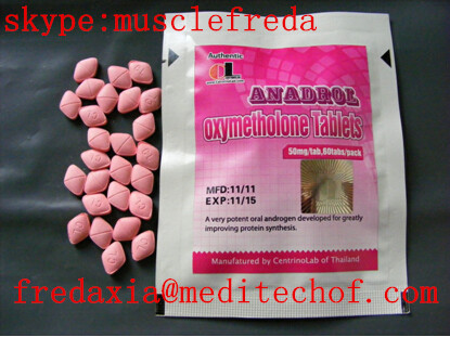 Anadrol Oxymetholone /HGH/Steroids/ Peptides/Hormone/Humantrope /hgh/Human growth