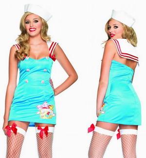 sexy underwear for female sex dress sex costume Sailor Dressdress