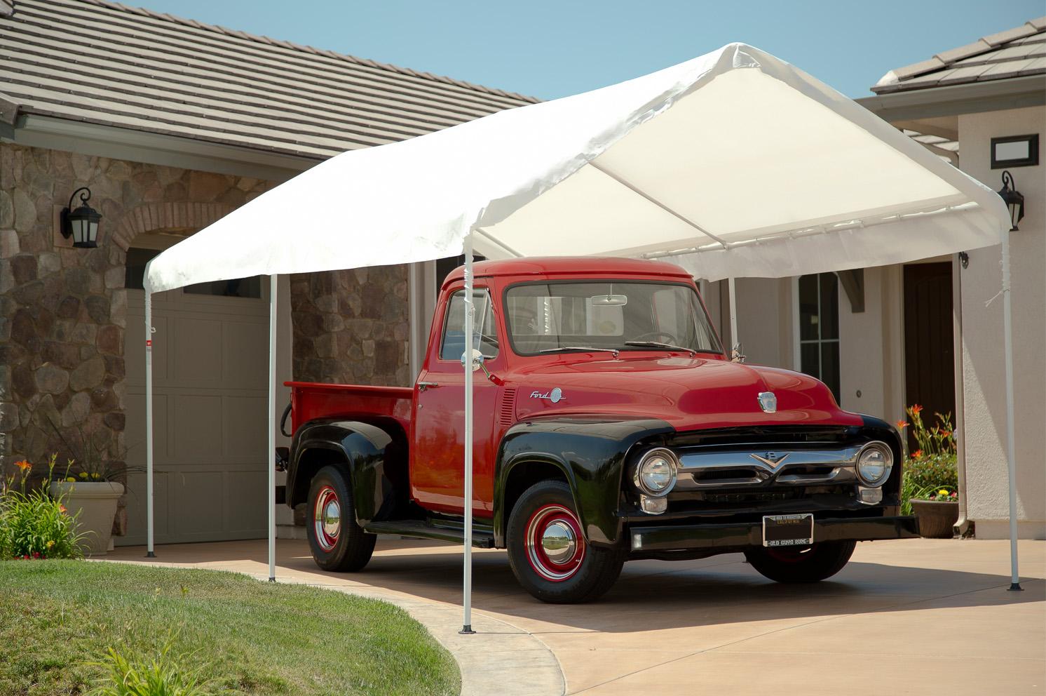 Portable Car Canopy 10'x20'