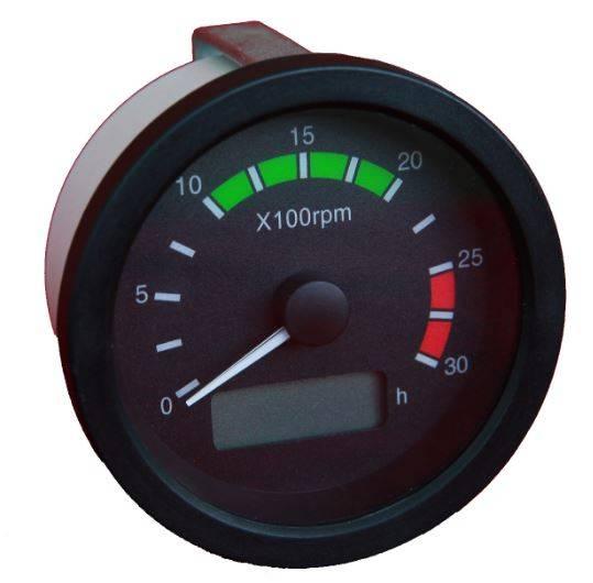Sinotruk spare part  truck speedometer BZ53715800103