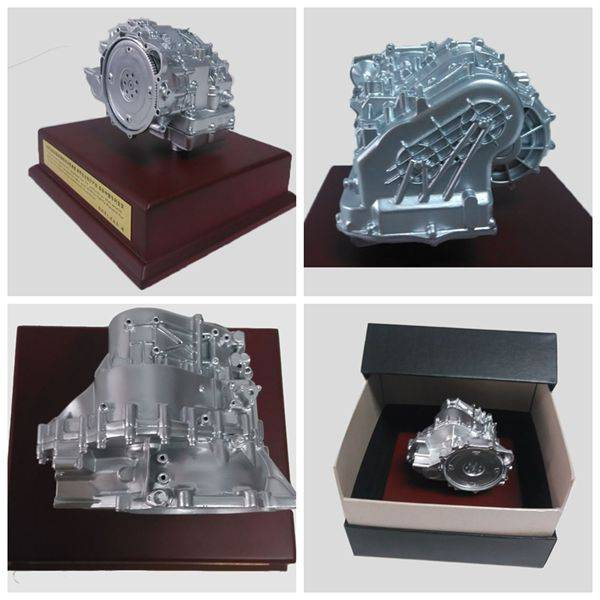 Resin Automatic Transmission Model