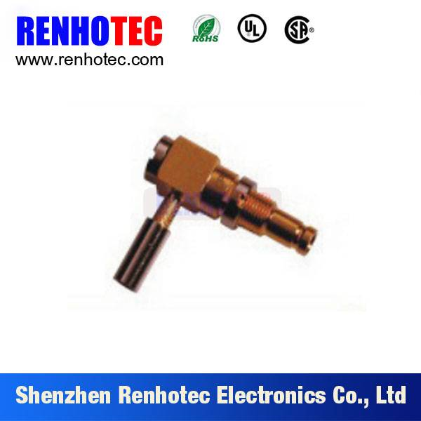 1.0/2.3 male rf crimp connector straight for RG178  FOB Price: 	US $0.65 - 1.5 / Piece | Get Latest