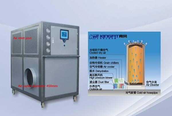Grain Cooler