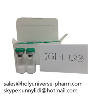 Injectable peptide IGF LR3 manufacture ,for bodybuilder lose weight ,Cas946870-92-4