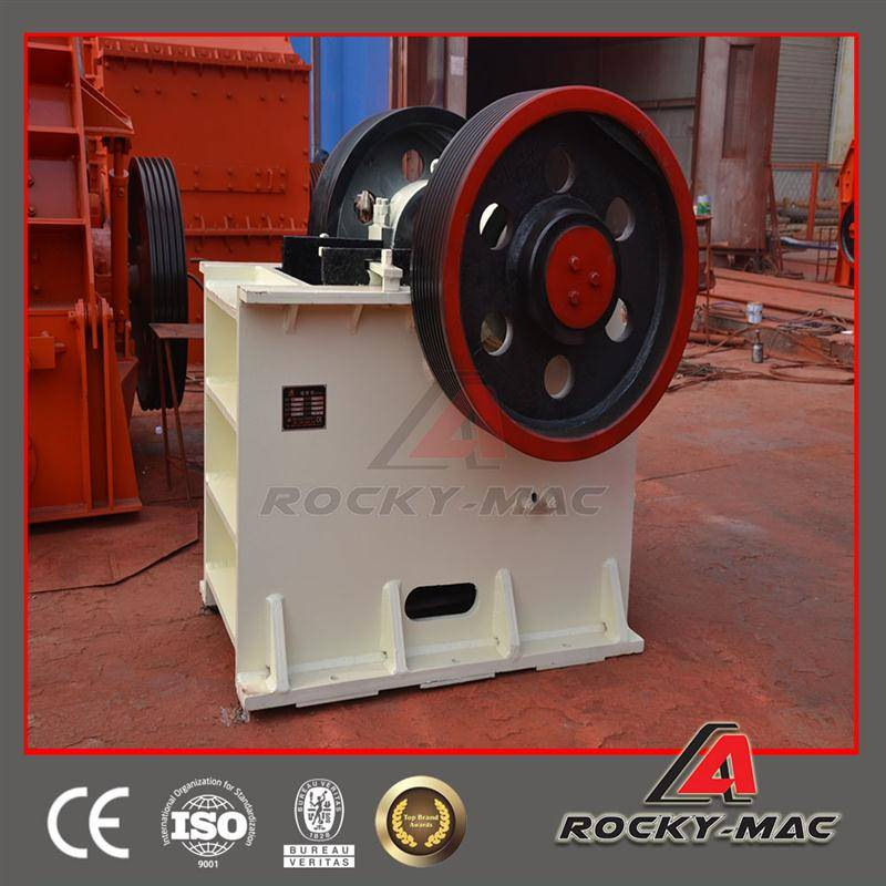 Rocky-mac 100t/h Jaw Crusher