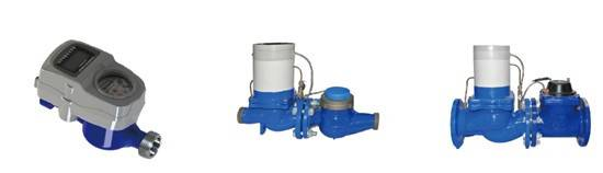 Smart Cooling/Hot Water Meter- ZSL