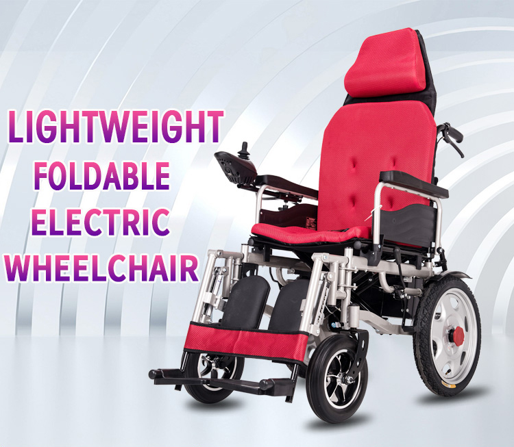 Intelligent safe and convenient travel electric wheelchair