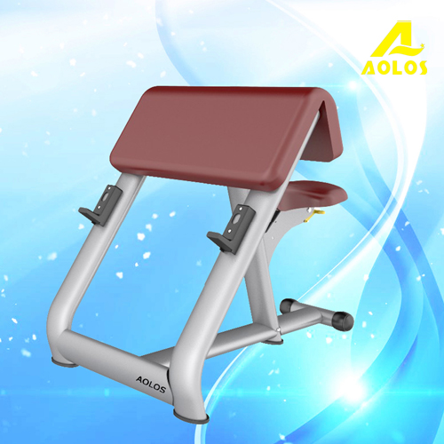 Gym equipment-scott bench,seated preacher curl gym equipment,parson chair,priest chair training