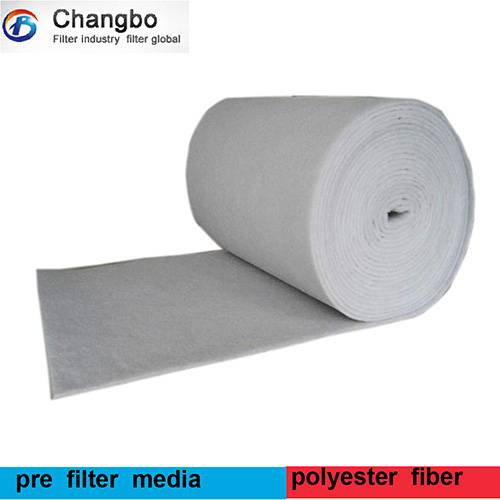 air inlet filter for spray booth/coarse filter media