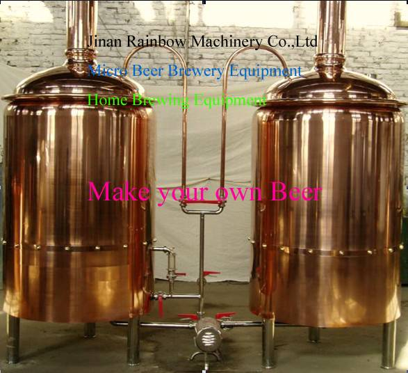 Micro Beer Brewery Machine