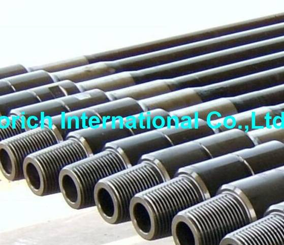 JIS G 3465 Drill Steel Pipe , Seamless Steel Tubes for Drilling / Mineral Exploration