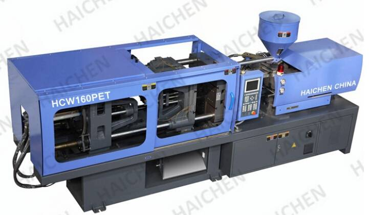 160PET Injection Molding Machine