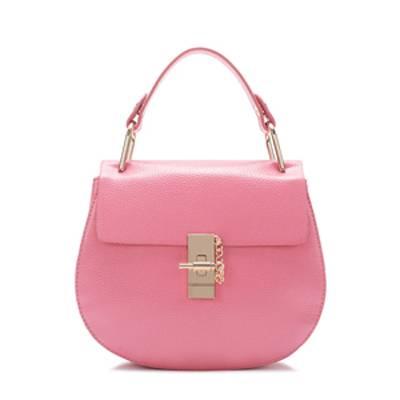 The new spring and summer of 2015 female pig bag handbag shoulder bag Saddle bag