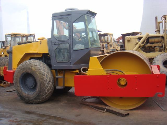 Used Dynapac road roller ton CA25 CA35 German original roller for sale