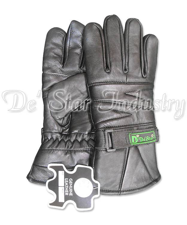 Cut Piece Sheep CP Leather Gloves