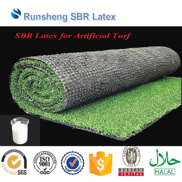 SBR latex for Artificial Turf