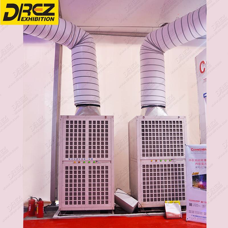 Drez 15 hp/ 12 ton Vertical Air Conditioner -Outdoor Event for Events, Wedding Parties