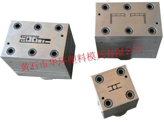 PVC wood powder foamed mould
