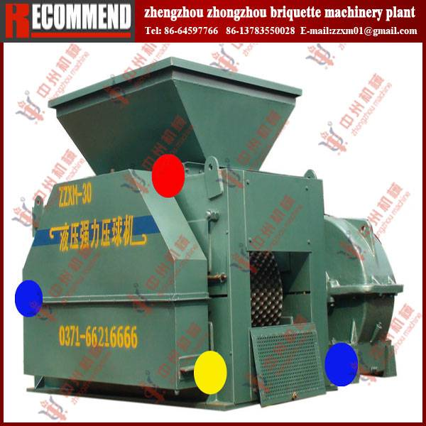 Advance technical environmental protection briquette press machine