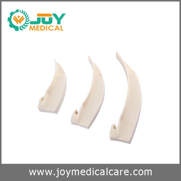 Disposable laryngoscope
