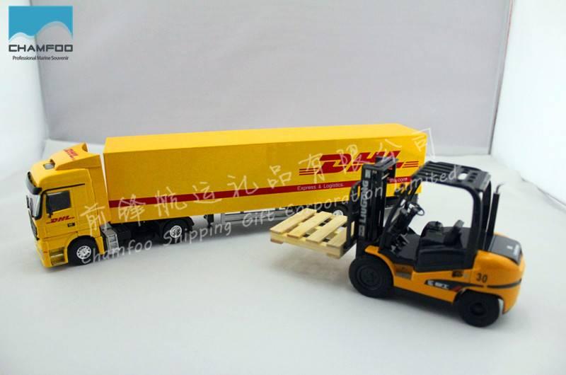 1:50 Alloy Truck Model